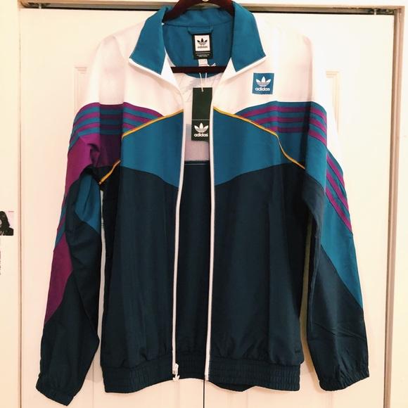 Vintage Adidas Jacket Adidas Ski Jacket Retro Adidas